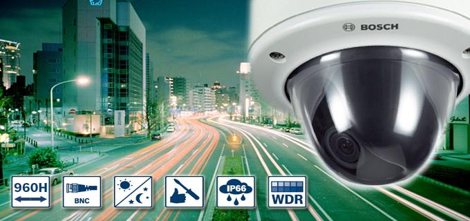 CAMARAS BOSCH - SISTEMAS DE CCTV