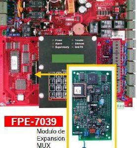 FPE 7039 MODULO DE EXPANCION 277x300 - FPE-7039 TARJETA EXPASION